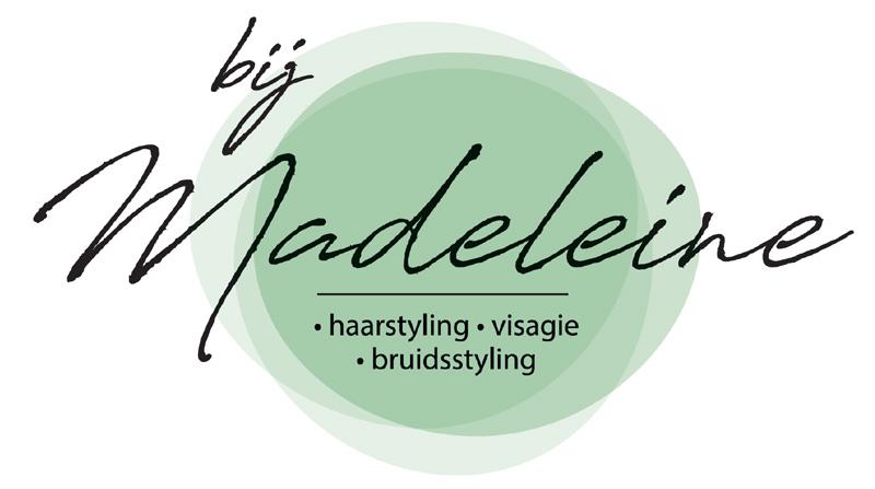 Bij Madeleine | Haar, nagels & visagie